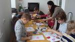 Детские приготовления к Пасхе