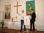 Пастор Ломан и брат Пауль
