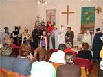 Выступление творческой группы уфимской общины